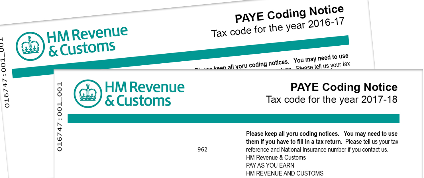 What Does My Tax Code Mean